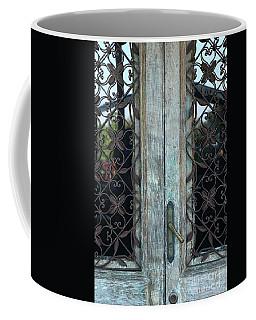 Capri Door Coffee Mug