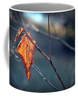Captured In Light Coffee Mug