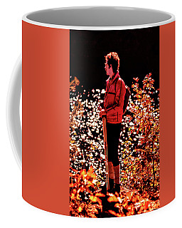 Capturing Autumn Light Coffee Mug