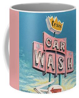 Car Wash Coffee Mug