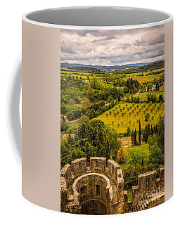Carcassonne Coffee Mug