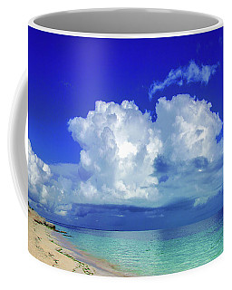 Caribbean Clouds Coffee Mug