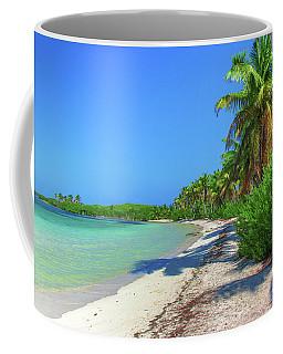 Caribbean Palm Beach Coffee Mug