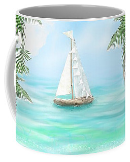Carribean Bay Coffee Mug