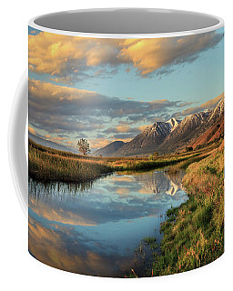 Carson Valley Sunrise Coffee Mug