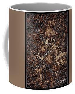 Carved Apples Coffee Mug