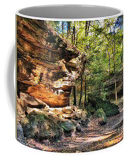 Carved Passage Coffee Mug