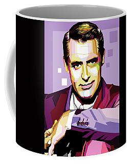 Cary Grant Pop Art Coffee Mug
