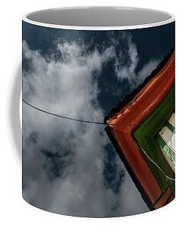 Coffee Mug featuring the photograph Casa Esquinera Cafetera by Juan Contreras