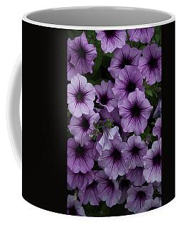 Cascade In Violet Coffee Mug