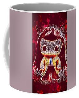 Castiel Supernatural Pop Coffee Mug