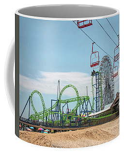 Casino Pier - Seaside Heights Coffee Mug