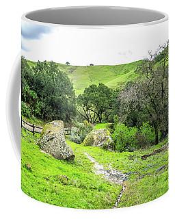 Castle Rock Trailhead Coffee Mug