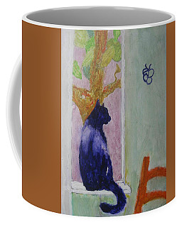 cat named Seamus Coffee Mug