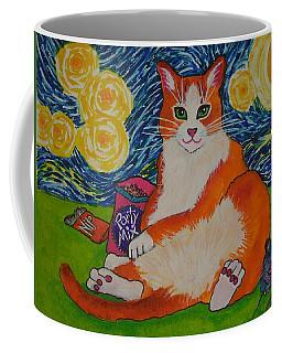 Cat Nipped  Coffee Mug