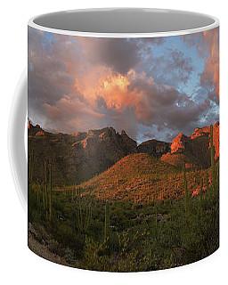 Catalina Mountains, Arizona Coffee Mug