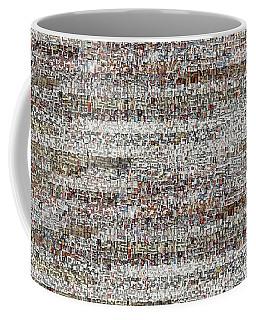 Cataloged Moments Coffee Mug