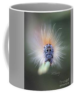Caterpillar Face Coffee Mug