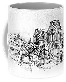 Cathedral Basilica Of St. Francis Of Assisi - Santa Fe, New Mexico Coffee Mug
