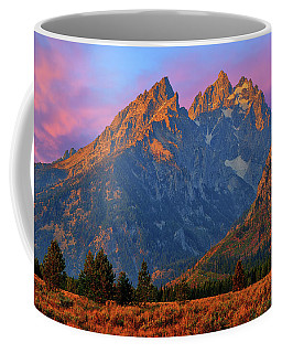 Cathedral Dawn Coffee Mug
