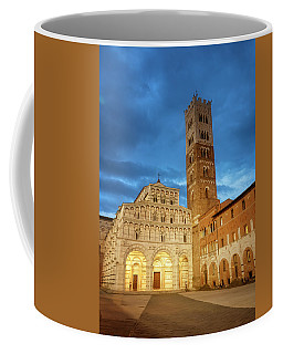 Cathedral Lucca Italy Coffee Mug