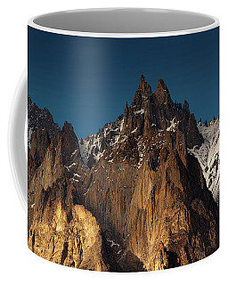 Cathedral Of Passu Coffee Mug