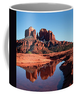 Cathedral Rock Reflection II Coffee Mug