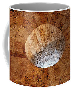 Cathedral Window Coffee Mug