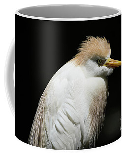 Cattle Egret Coffee Mug