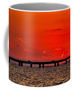 Causeway Sunset Coffee Mug