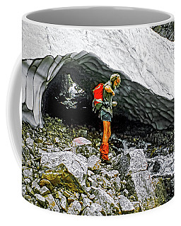 Cave Man Coffee Mug