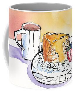 Celebration Cake Coffee Mug