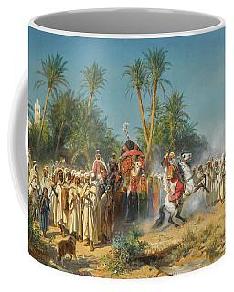 Celebration In Biskra, 1879 Coffee Mug