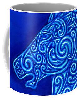 Celtic Horse Coffee Mug