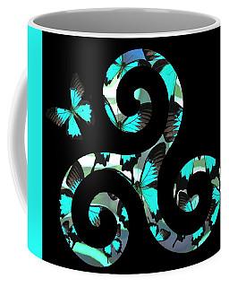 Celtic Spiral 3 Coffee Mug
