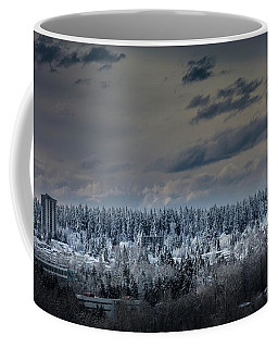 Central Park Winter Coffee Mug