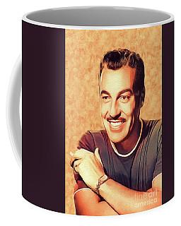 Cesar Romero, Vintage Actor Coffee Mug