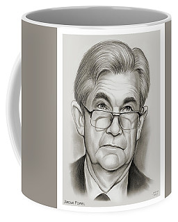 Chairman Powell Coffee Mug