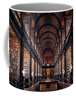 Chamber Of Eternal Wisdom Coffee Mug