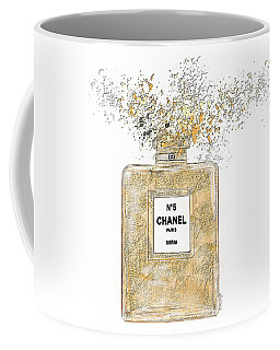 Chanel Explosion Coffee Mug