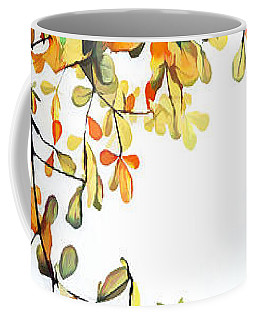Coffee Mug featuring the digital art Change Of Season by Pennie McCracken
