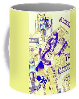Chaotic Karts Coffee Mug