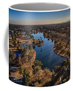 Chaparral Lake Coffee Mug