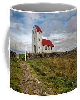 Chapel Of Iceland Coffee Mug