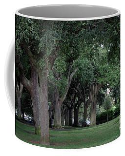 Painted Charleston Battery Coffee Mug