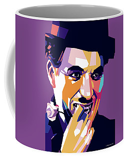 Charlie Chaplin - City Lights Coffee Mug