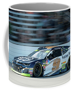 Chase Elliott #9 Coffee Mug