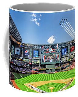 Chase Field Arizona Diamondbacks Baseball Ballpark Stadium Coffee Mug