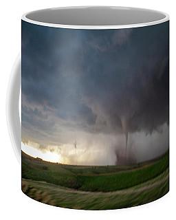 Chasing Naders In Nebraska 026 Coffee Mug