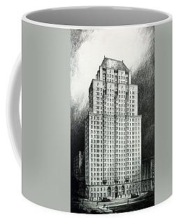 Chateau Crillon Coffee Mug